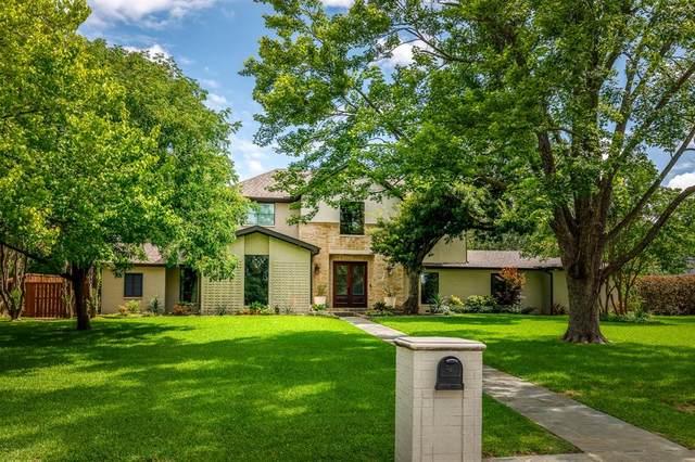 7237 Birchwood Drive, Dallas, TX 75240 (MLS #14631305) :: Real Estate By Design