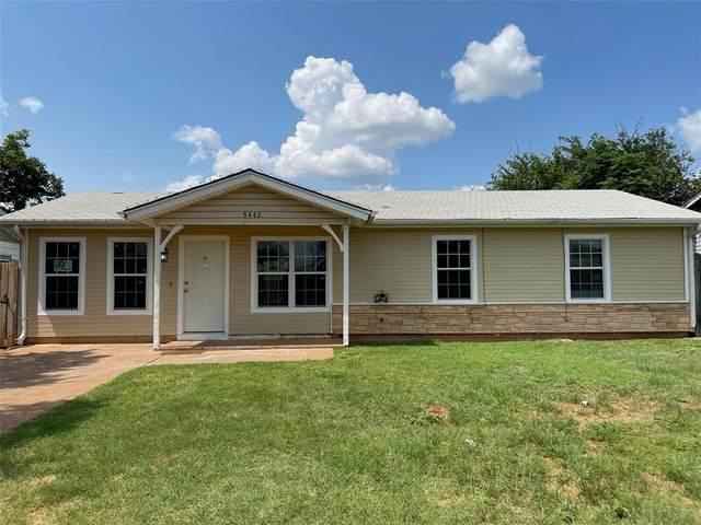 5442 Taos Drive, Abilene, TX 79605 (MLS #14631309) :: Front Real Estate Co.