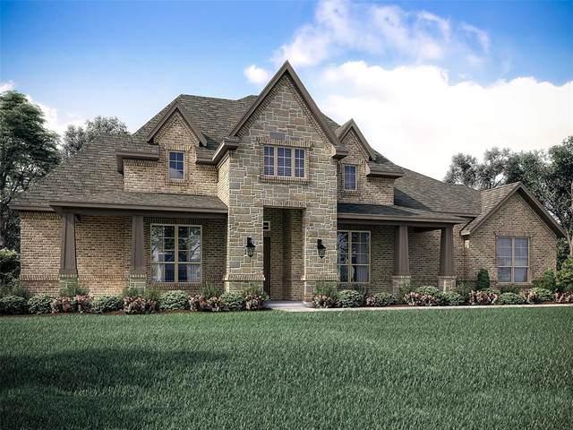 4621 Saddlehorn Drive, Midlothian, TX 76065 (MLS #14631315) :: Real Estate By Design