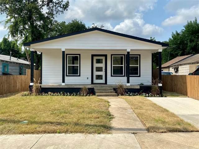 1004 Muncie Avenue, Dallas, TX 75212 (MLS #14631316) :: Real Estate By Design