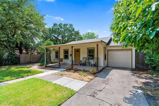 2017 Bluebonnet Drive, Fort Worth, TX 76111 (MLS #14631319) :: The Chad Smith Team