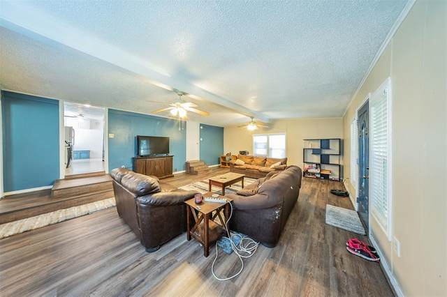 1405 Oliver Street, Weatherford, TX 76086 (MLS #14631337) :: Real Estate By Design