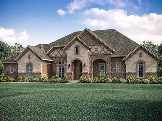 4617 Saddlehorn Drive, Midlothian, TX 76065 (MLS #14631338) :: Real Estate By Design
