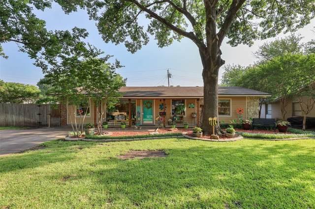 816 Edgefield Drive, Richardson, TX 75080 (MLS #14631340) :: The Property Guys