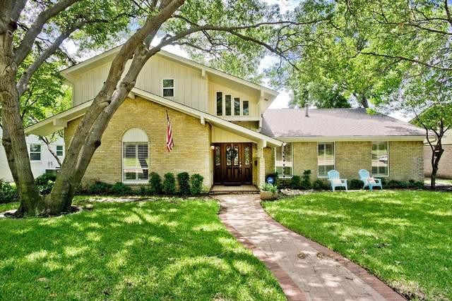 9810 Tanglevine Drive, Dallas, TX 75238 (MLS #14631369) :: Wood Real Estate Group