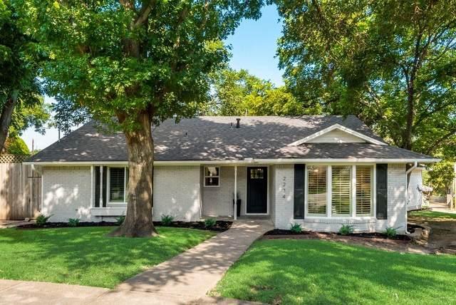 2234 Peavy Circle, Dallas, TX 75228 (MLS #14631370) :: Real Estate By Design
