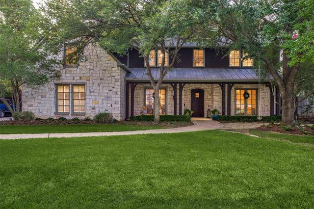 6037 Lakehurst Avenue, Dallas, TX 75230 (MLS #14631377) :: 1st Choice Realty