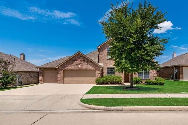 2317 Bridgeport Drive, Little Elm, TX 75068 (MLS #14631380) :: 1st Choice Realty