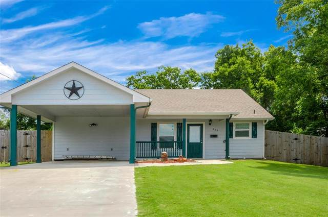 205 Chestnut Street, Whitesboro, TX 76273 (MLS #14631381) :: Crawford and Company, Realtors