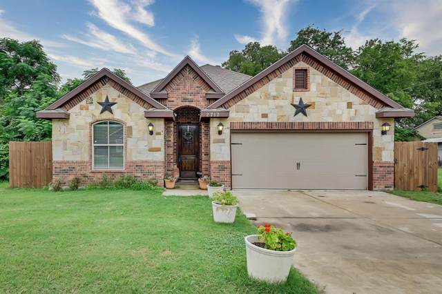 2712 Ennis, Fort Worth, TX 76111 (MLS #14631400) :: Real Estate By Design