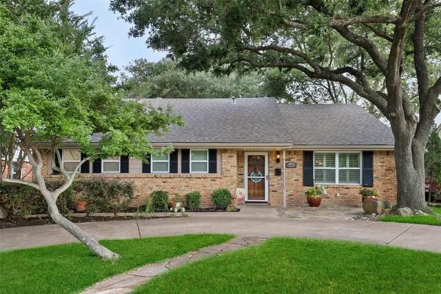 10410 Chesterton Drive, Dallas, TX 75238 (MLS #14631402) :: The Mitchell Group