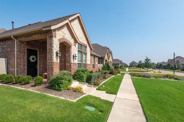 913 Parkside Drive, Argyle, TX 76226 (MLS #14631406) :: The Mauelshagen Group