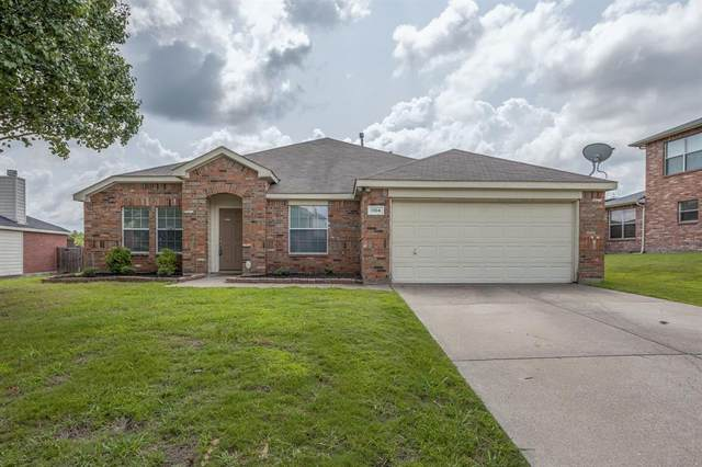 1104 Buckingham Drive, Forney, TX 75126 (MLS #14631408) :: Rafter H Realty