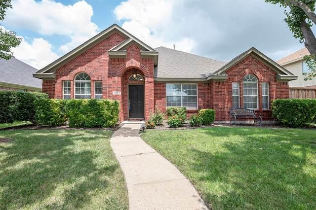 10912 Robincreek Lane, Frisco, TX 75035 (MLS #14631426) :: Feller Realty