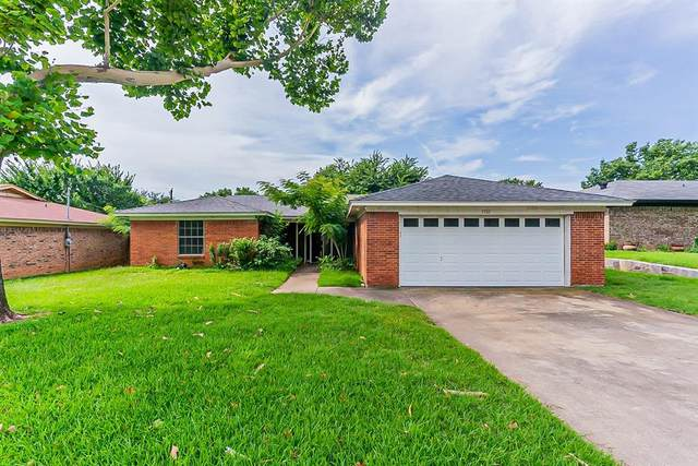 7712 Briarcliff Court, North Richland Hills, TX 76182 (MLS #14631461) :: Real Estate By Design