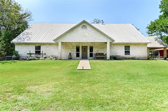 126 Private Road 7725, Wills Point, TX 75169 (MLS #14631462) :: United Real Estate