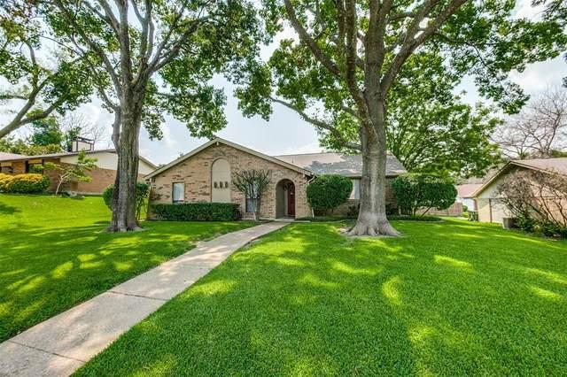 3313 Oak Vista Drive, Plano, TX 75074 (MLS #14631474) :: Real Estate By Design
