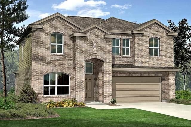 1221 Kerrville Lane, Weatherford, TX 76087 (MLS #14631478) :: The Star Team | JP & Associates Realtors