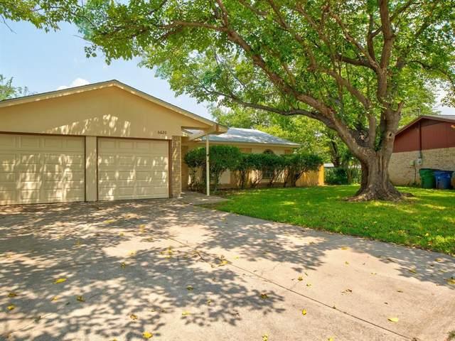 6620 Mccoy Court, Watauga, TX 76148 (MLS #14631480) :: 1st Choice Realty