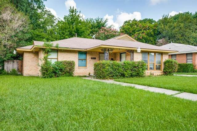 4531 De Kalb Avenue, Dallas, TX 75216 (MLS #14631483) :: Real Estate By Design