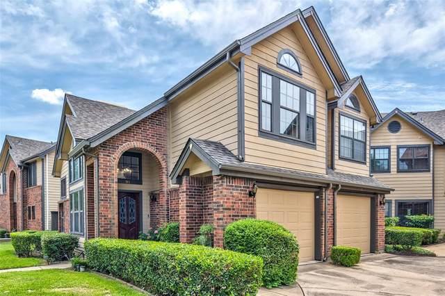 414 Santa Fe Trail #91, Irving, TX 75063 (MLS #14631489) :: Real Estate By Design