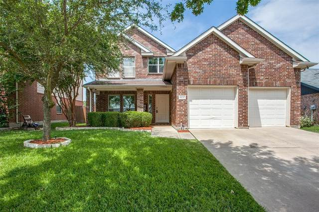 4030 Red Rock Drive, Heartland, TX 75126 (MLS #14631504) :: Real Estate By Design