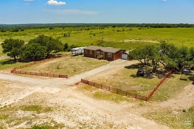 351 1467 Highway S, Zephyr, TX 76890 (MLS #14631510) :: The Good Home Team