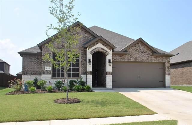11112 Cobalt Drive, Aubrey, TX 76227 (MLS #14631515) :: Real Estate By Design