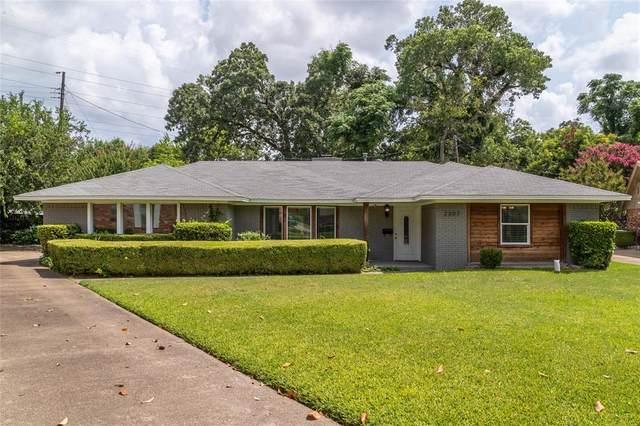 2307 Gibbs Williams Circle, Dallas, TX 75224 (MLS #14631532) :: The Mauelshagen Group