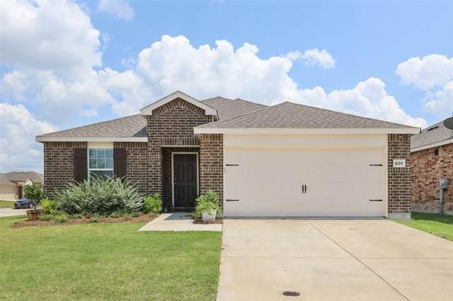 1025 Callahan Drive, Forney, TX 75126 (MLS #14631548) :: Wood Real Estate Group