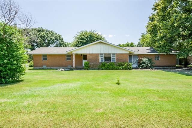 208 Rosemond Lane, Italy, TX 76651 (MLS #14631550) :: Real Estate By Design