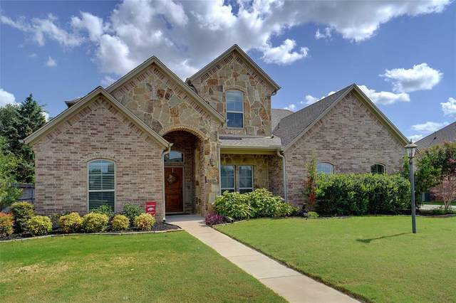 509 Claire Court, Aledo, TX 76008 (MLS #14631552) :: All Cities USA Realty