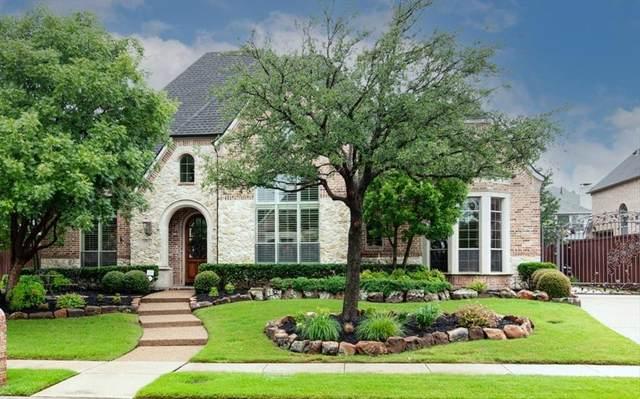 11843 Capitan Lane, Frisco, TX 75033 (MLS #14631560) :: Real Estate By Design