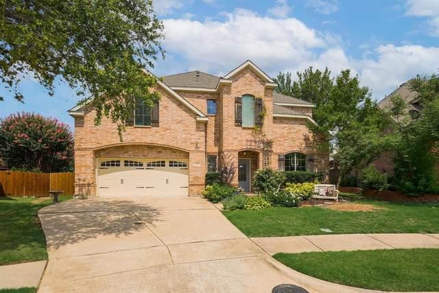 2501 Vista Oaks Drive, Mckinney, TX 75072 (MLS #14631584) :: Real Estate By Design