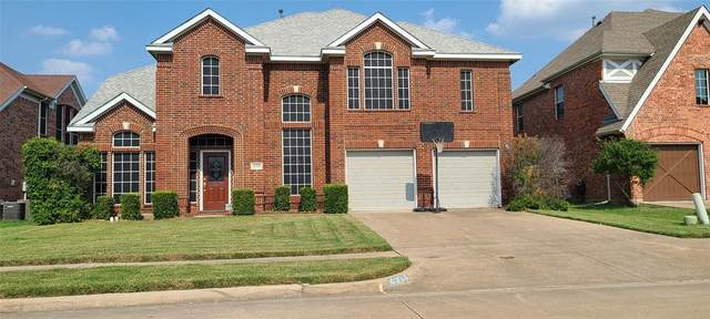 4320 Harpers Ferry Drive, Grand Prairie, TX 75052 (MLS #14631588) :: Real Estate By Design