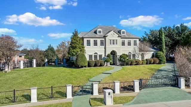 120 Blue Heron Lane, Heath, TX 75032 (MLS #14631592) :: 1st Choice Realty