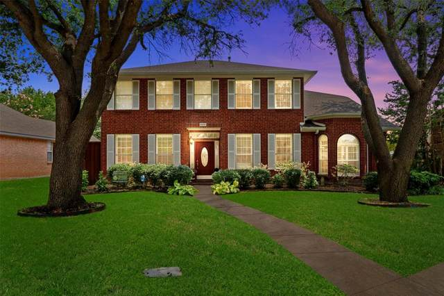 609 Herefordshire Lane, Allen, TX 75002 (MLS #14631599) :: Wood Real Estate Group