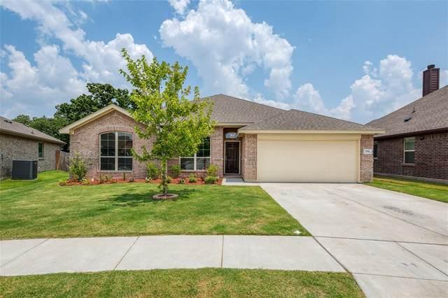226 Marina Drive, Azle, TX 76020 (MLS #14631608) :: Real Estate By Design