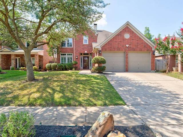 4461 Shady Hollow Drive, Fort Worth, TX 76123 (MLS #14631617) :: Real Estate By Design