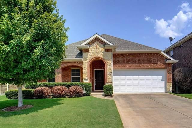 4905 Hidden Pond Drive, Frisco, TX 75036 (MLS #14631624) :: The Krissy Mireles Team
