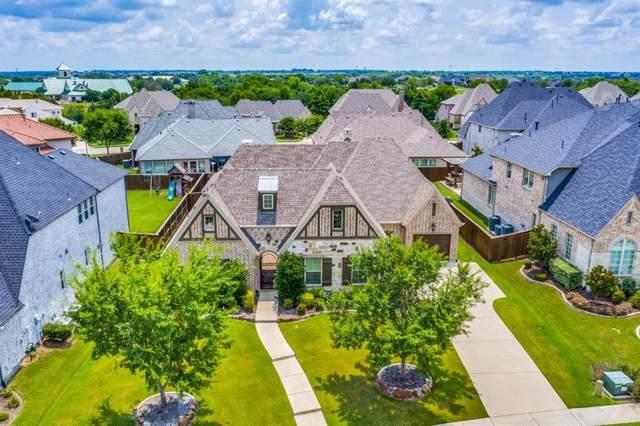 3010 Blackthorn Drive, Prosper, TX 75078 (MLS #14631632) :: The Chad Smith Team
