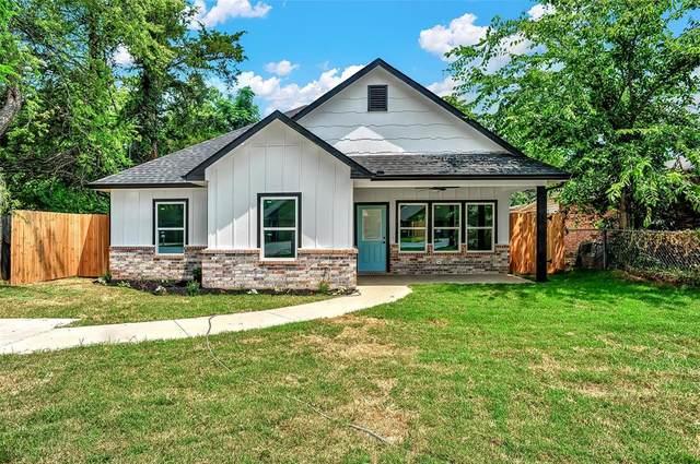 1023 W Coffin Street, Denison, TX 75020 (MLS #14631639) :: Real Estate By Design