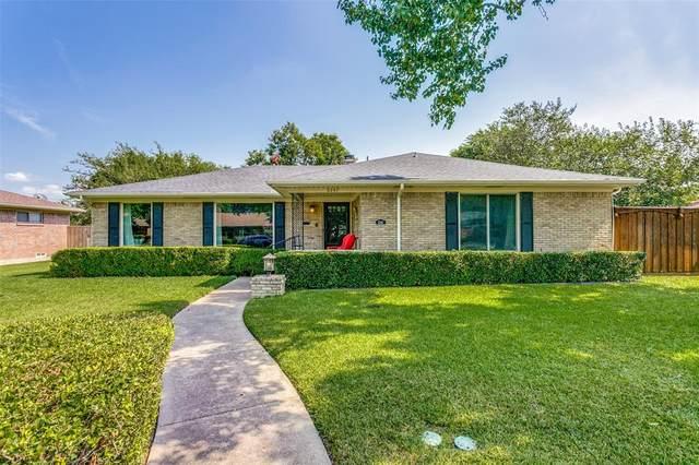 5347 Blaney Way, Dallas, TX 75227 (MLS #14631649) :: Wood Real Estate Group