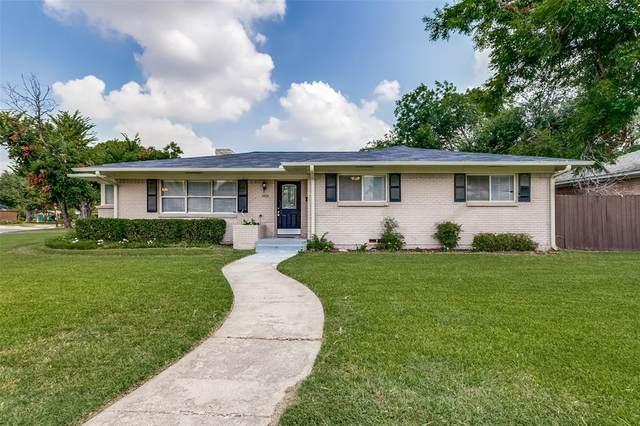 3303 Lockmoor Lane, Dallas, TX 75220 (MLS #14631661) :: Real Estate By Design