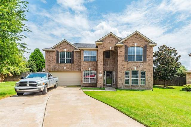 4207 Bayside Court, Arlington, TX 76016 (MLS #14631664) :: Wood Real Estate Group