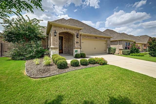 1804 Ladera Way #1804, Mansfield, TX 76063 (MLS #14631665) :: Wood Real Estate Group