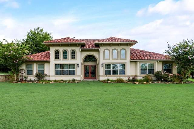 609 Bayview Drive, Kerens, TX 75144 (MLS #14631674) :: All Cities USA Realty