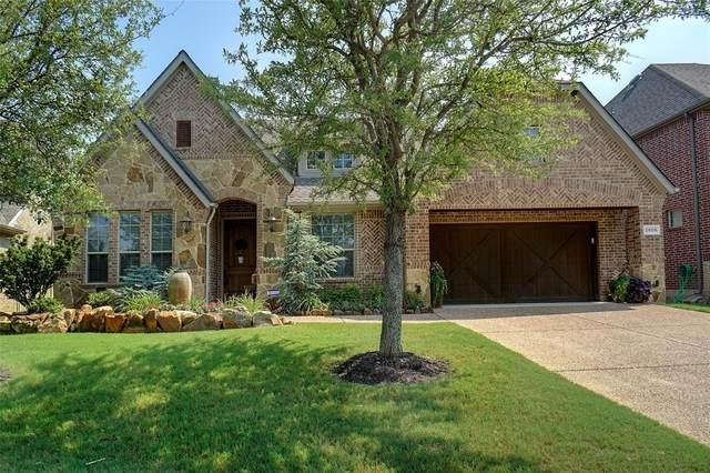 2606 Morgan Lane, Trophy Club, TX 76262 (MLS #14631677) :: Real Estate By Design