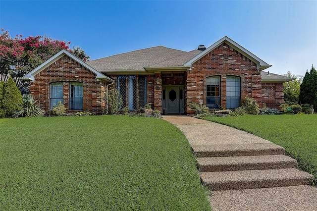 2705 Dunwick Drive, Plano, TX 75023 (MLS #14631688) :: 1st Choice Realty