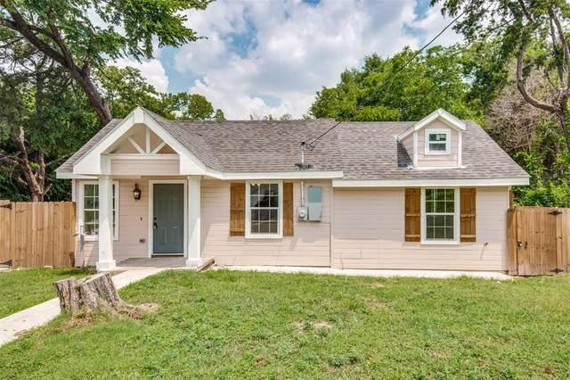419 W Montana Avenue, Dallas, TX 75224 (MLS #14631704) :: Real Estate By Design